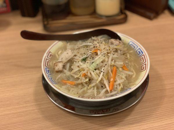 「濃厚タンメン」@タンメン食堂 大ちゃんの写真