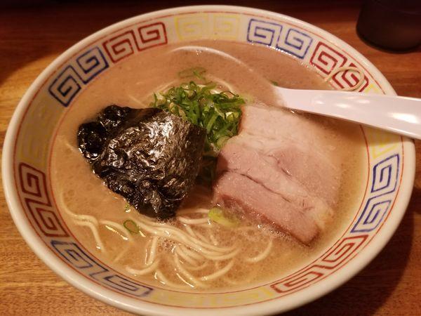 「ラーメン道」@久留米らーめん道 麺志の写真