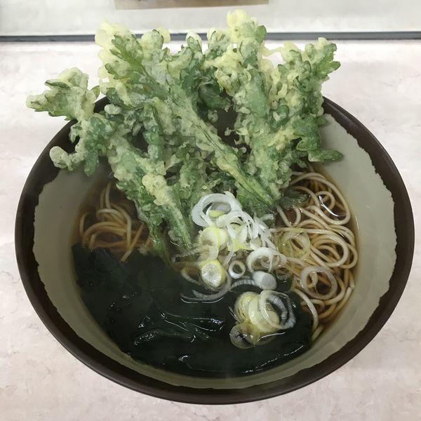 「春菊天(¥340)」@金亀の写真