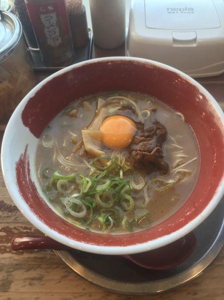 「徳島ラーメン」@徳島ラーメン 麺王 高松駅前店の写真