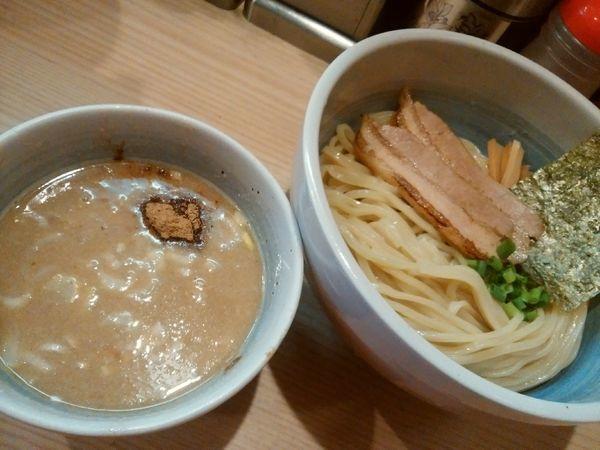 「つけ麺 大盛」@麺や 騰の写真