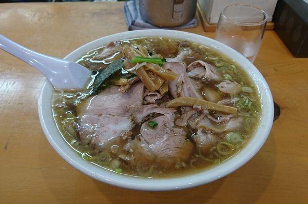 「チャーシュー麺」@ラーメン やひこの写真
