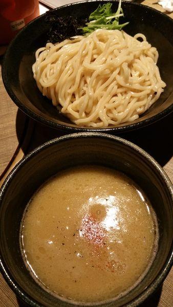 「鶏白湯つけ麺(塩)」@麺喰処 じゃジャ旨の写真