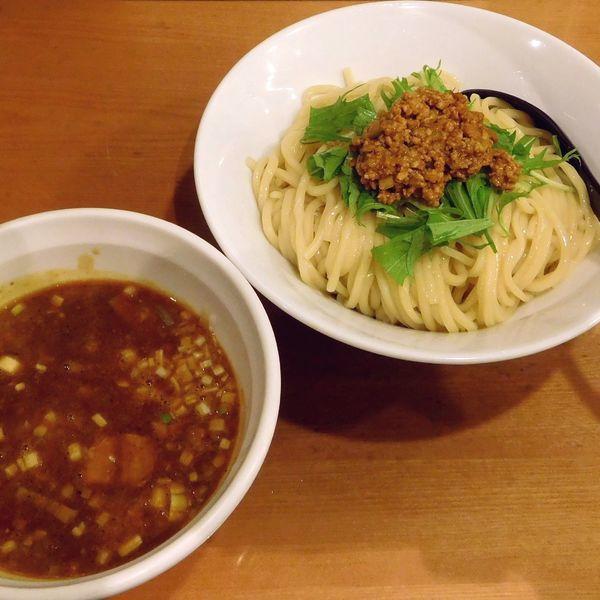 「【期間限定】カレーつけ麺(大盛同額 880円)」@つけめん桜坂の写真