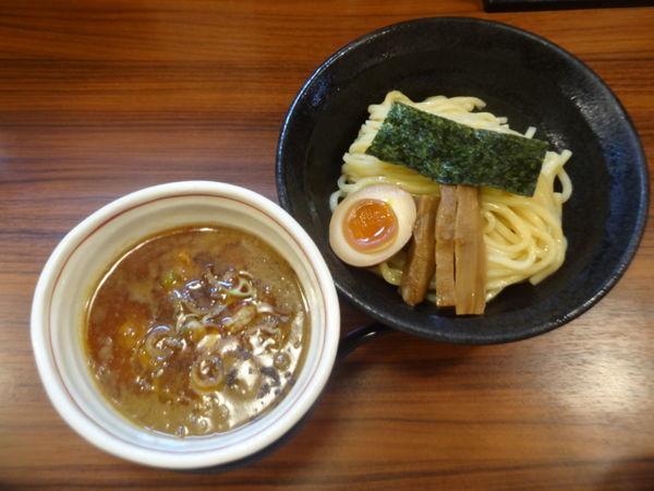「カレーつけ」@つけ麺 きらりの写真