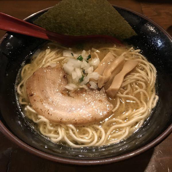 「たかじラーメン(¥750)」@麺屋 たかじの写真