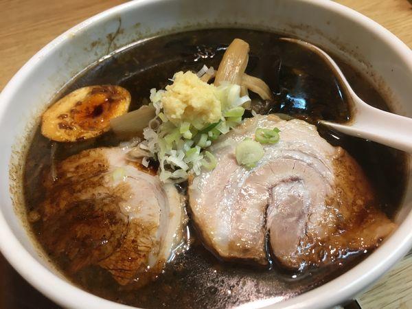 「札幌ブラック しょうが」@いそのかづおの写真