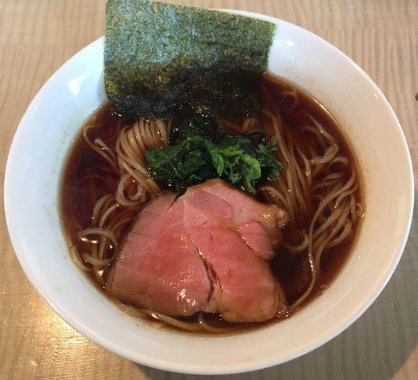 「醤油750円」@菜の写真