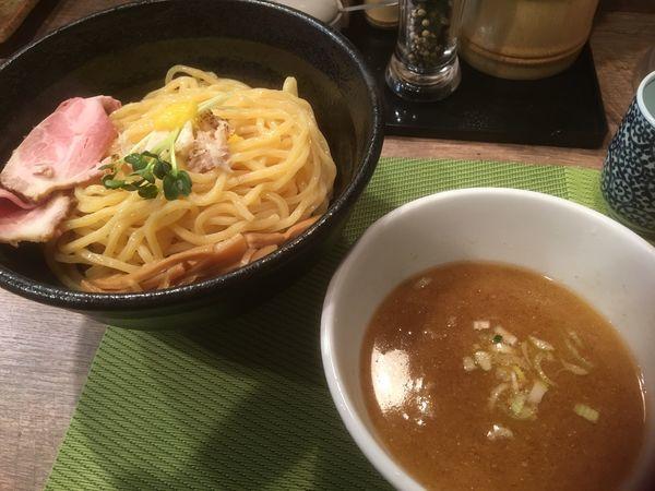 「つけ麺 淡麗 塩」@狐狸丸の写真