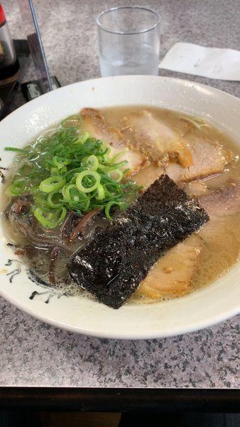 「チャーシュー麺」@大龍ラーメン 合川店の写真