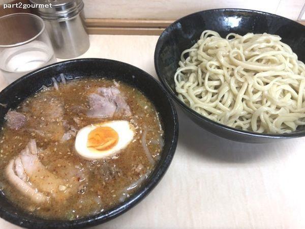 「みそつけ麺 (800円)」@ラーメン二郎 京成大久保店の写真