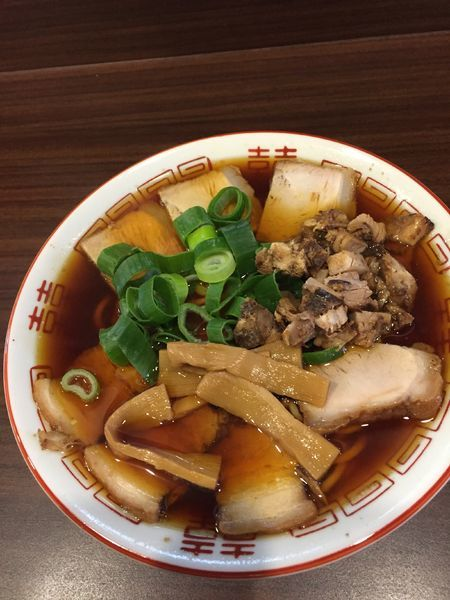 「チャーシュー麺 (中) ¥800円」@連チャン上等の写真