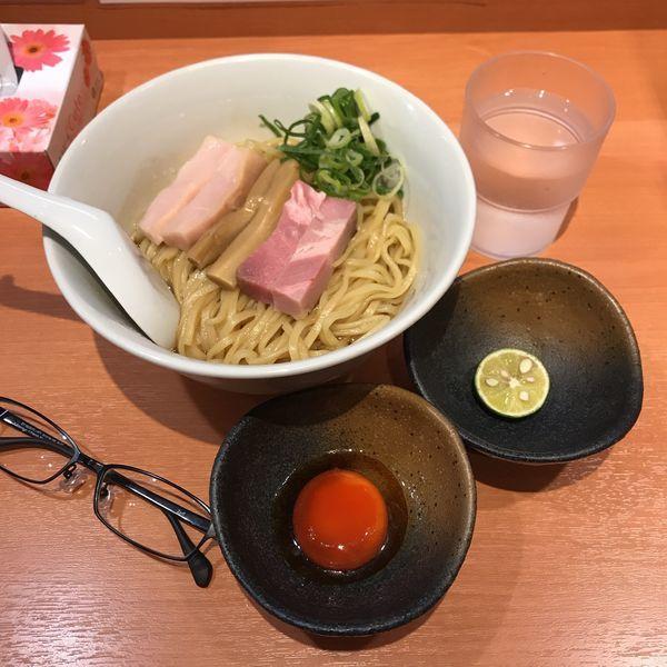 「まぜそば」@らぁ麺 はやし田 池袋店の写真