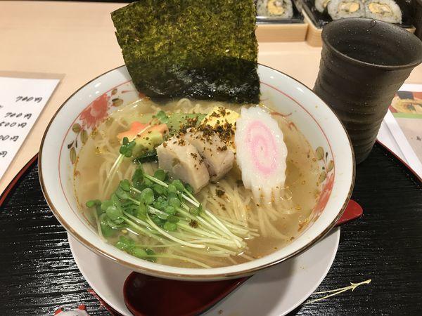 「寿司セット(並)」@麺屋なごみねこ 旬はなれの写真