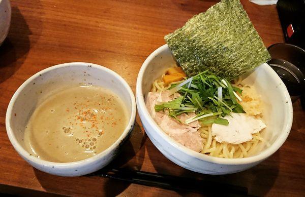「つけ麺 800円」@麺や雫の写真