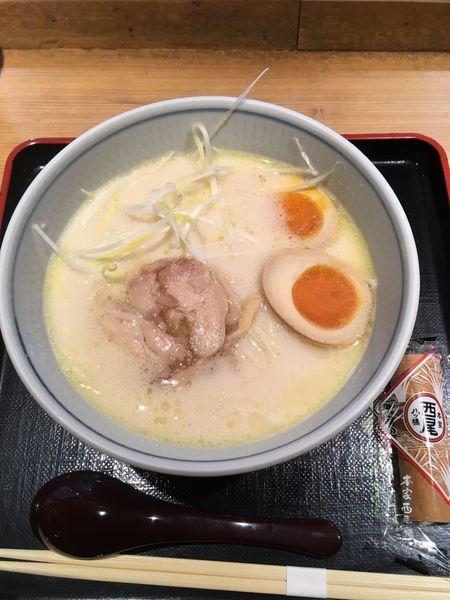 「鶏そば(900円)」@そば処 為治郎の写真