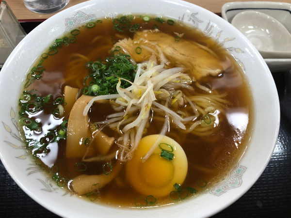 「ラーメン ¥680」@レストラン エリエール 高松空港店の写真