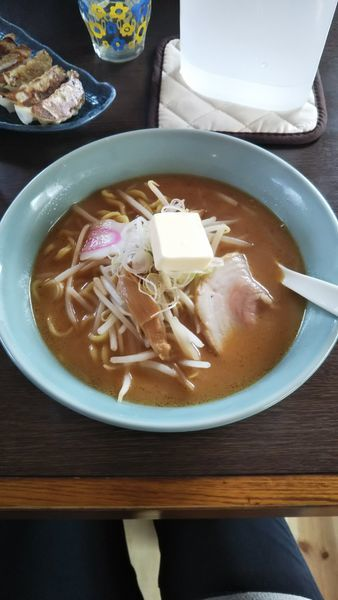 「味噌バターラーメン」@はるき屋の写真