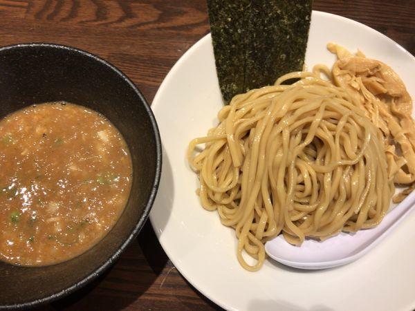 「濃厚煮干しつけ麺800円」@煮干し中華そば 麺屋一禾の写真