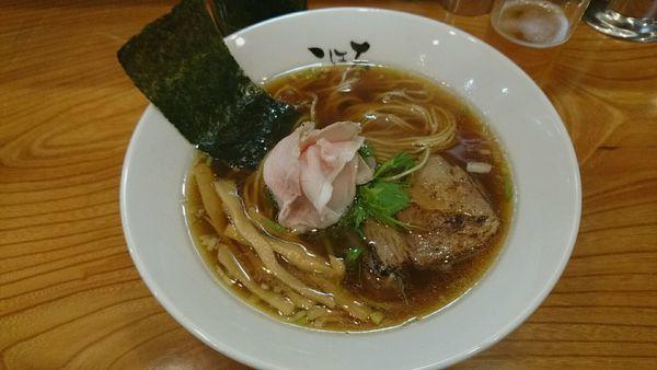 「醤油らぁめん_750円」@日本橋麺処 こはるの写真