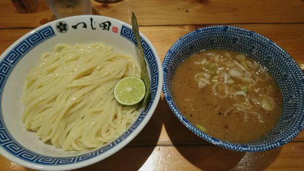 「濃厚つけ麺_880円」@つじ田 飯田橋店の写真