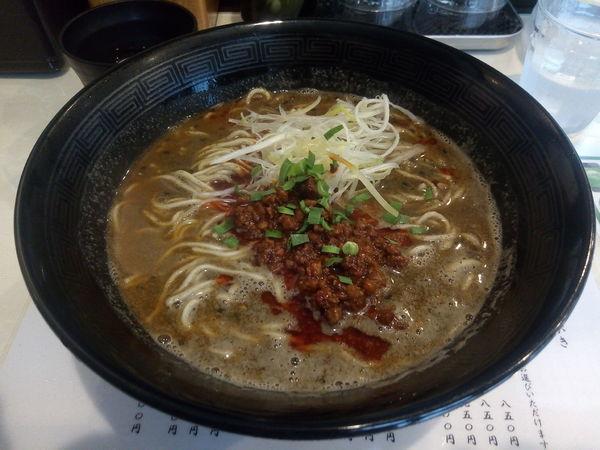 「坦々麺」@四川担々麺いぶし銀の写真