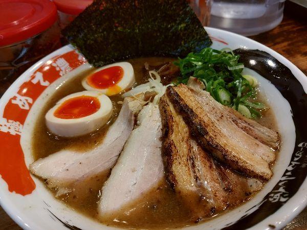 「小僧らーめん890円」@極濃拉麺 ラーメン小僧の写真