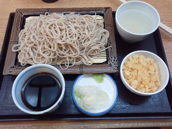 「大もり400+揚げ玉50⁼450円」@いわもとQ 歌舞伎町店の写真