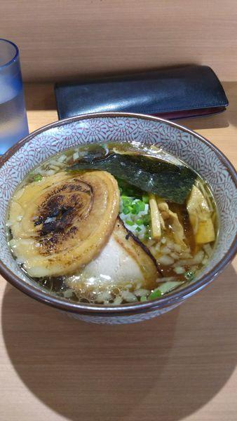 「和牛ラーメン(チャーシュートッピング)」@麺や 虎ノ道の写真