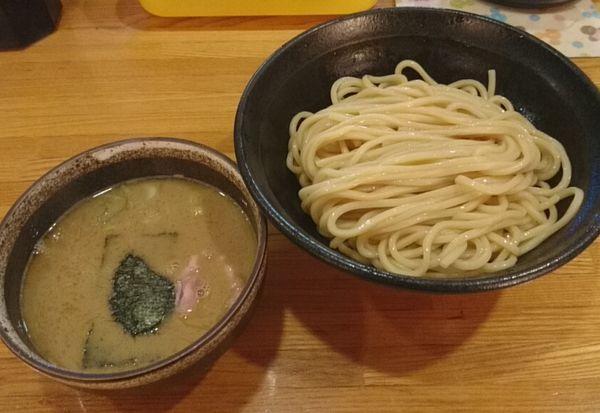 「煮干しつけ麺」@麺屋 ひな多の写真
