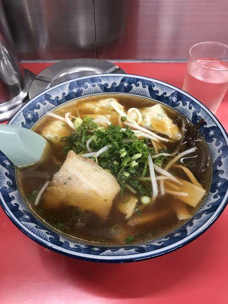 「わんたん麺」@豚珍行の写真
