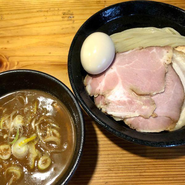 「特製つけ麺 中 (1,050円)」@麺や 新倉の写真