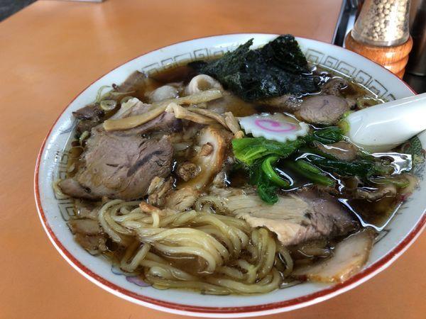 「青島チャーシュー 900円」@青島食堂 宮内駅前店の写真