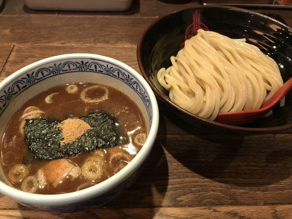 「つけ麺(並)」@つけ麺専門店 三田製麺所 北新地店の写真