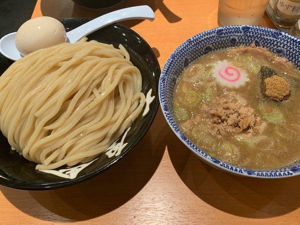 「特製つけ麺大盛り」@六厘舎の写真
