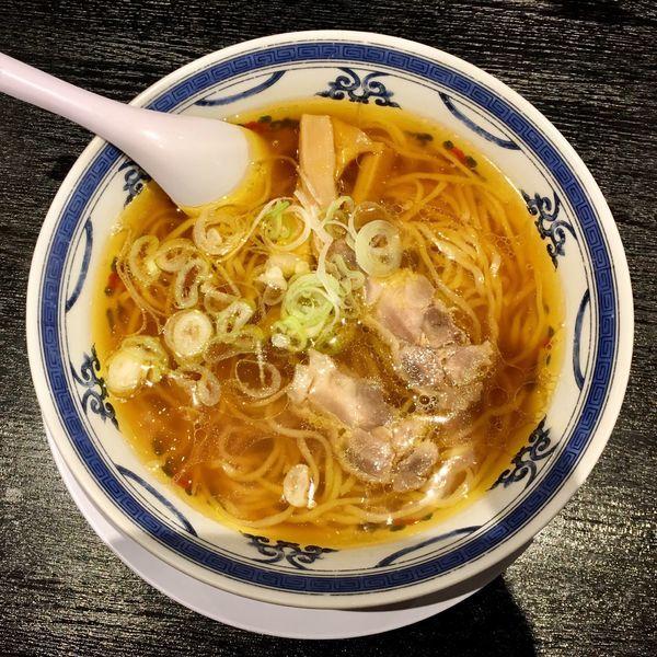 「味鶏ラーメン ¥780」@ラーメン 味鶏の写真