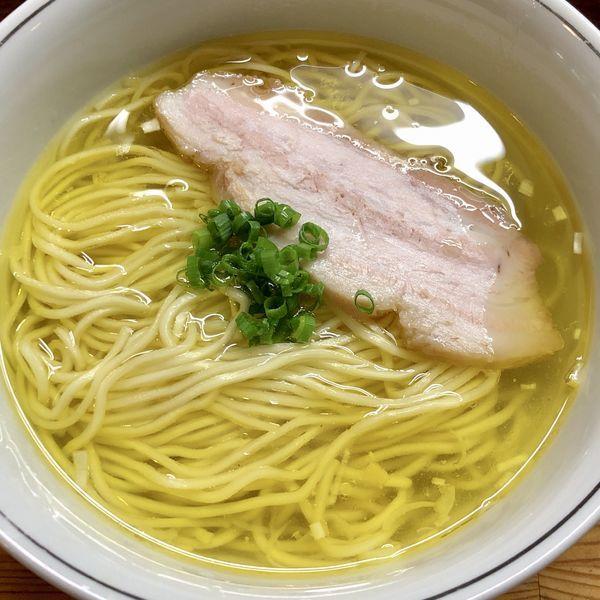 「塩」@麺屋 彩香の写真