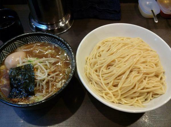 「もり野菜+味玉」@東池袋大勝軒 南池袋店の写真
