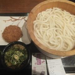 丸亀製麺 神栖店の写真