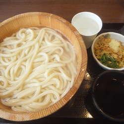 丸亀製麺 水戸南店