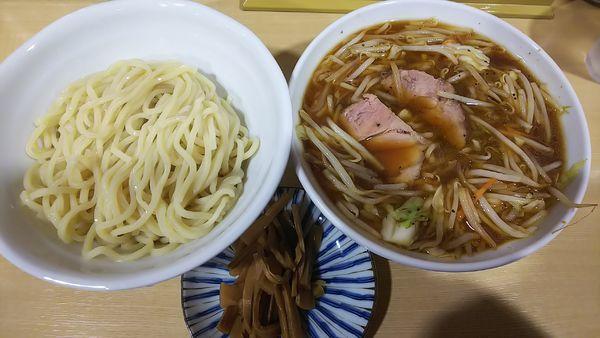 「野菜つけ麺 880円」@つけ麺 わいちの写真