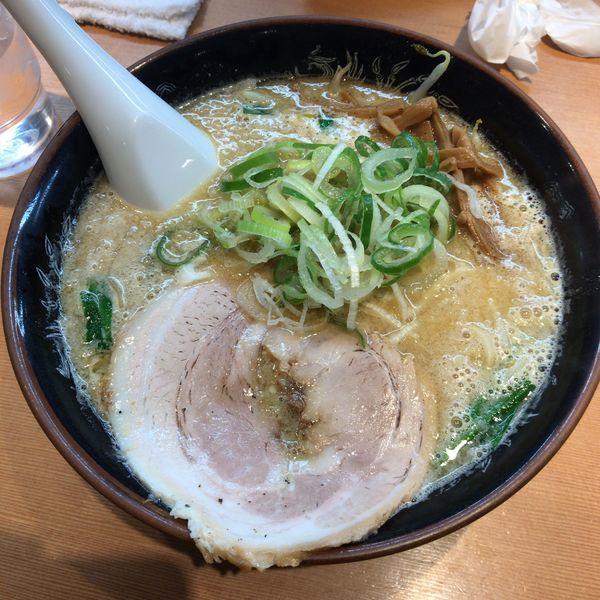 「味噌らーめん 780円」@旨みこってりらーめん鐵TETSUの写真