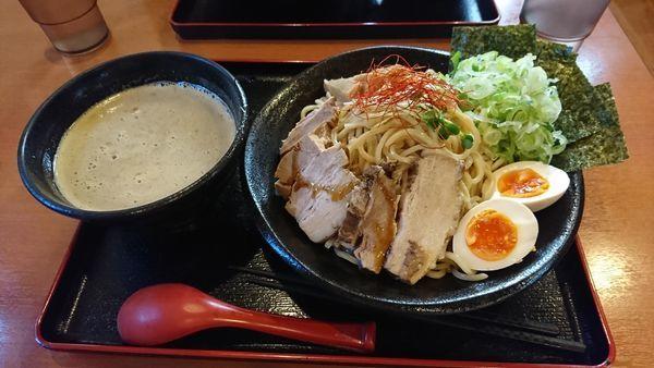 「特製濃厚力つけ麺  大盛り」@麺屋 力の写真