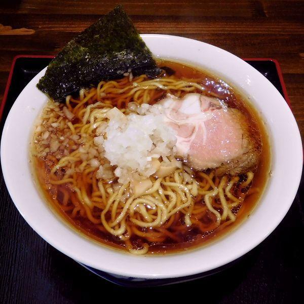 「八王子らーめん(650円)」@麺飯食堂 チャアヤの写真