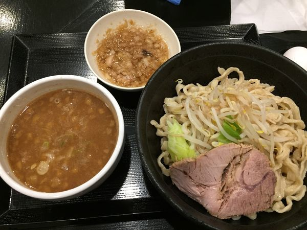 「極どろつけ中(冷)¥850」@つけ麺 どでんの写真
