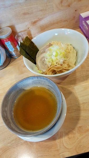 「つけ麺700円」@中華そば 来味 板橋店の写真