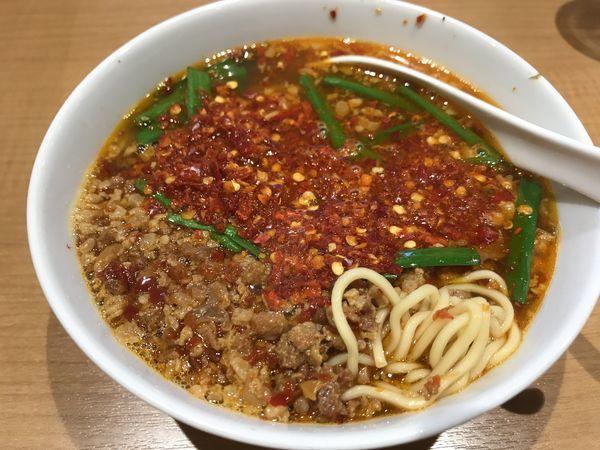 「台湾ラーメン イタリアン」@味仙 JR名古屋駅店の写真