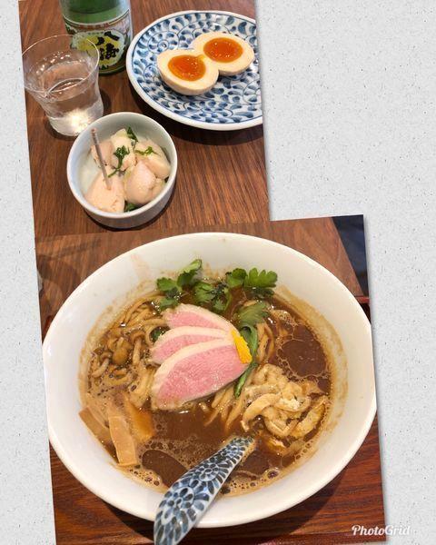 「Ra-men 赤味噌 ¥900・他」@メンドコロ Kinariの写真