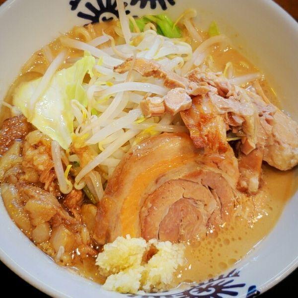 「洋二郎 850円」@特級中華蕎麦 洋介の写真
