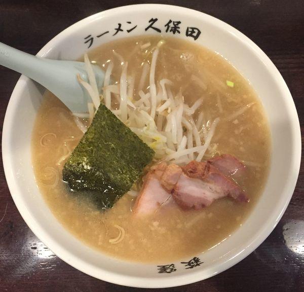 「中華そば650円」@ラーメン 久保田の写真